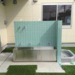 幼児用手洗いシンク、保育園シンク横浜の保育園に納品してきました。