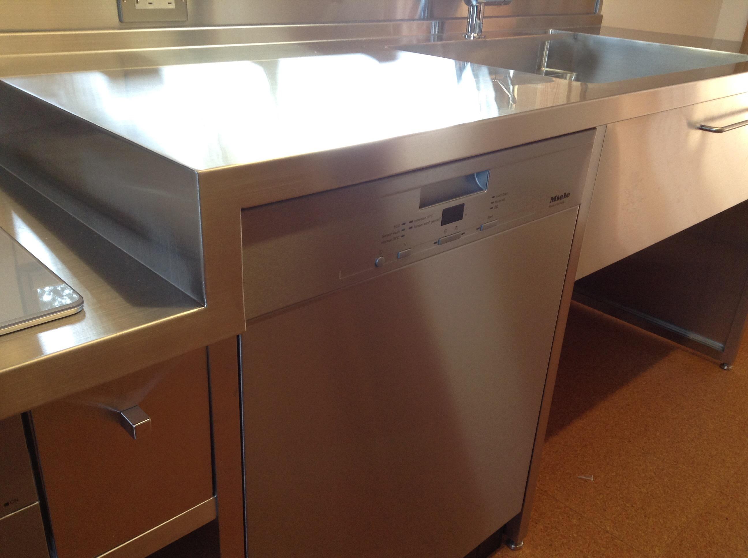 ミーレ食器洗浄機