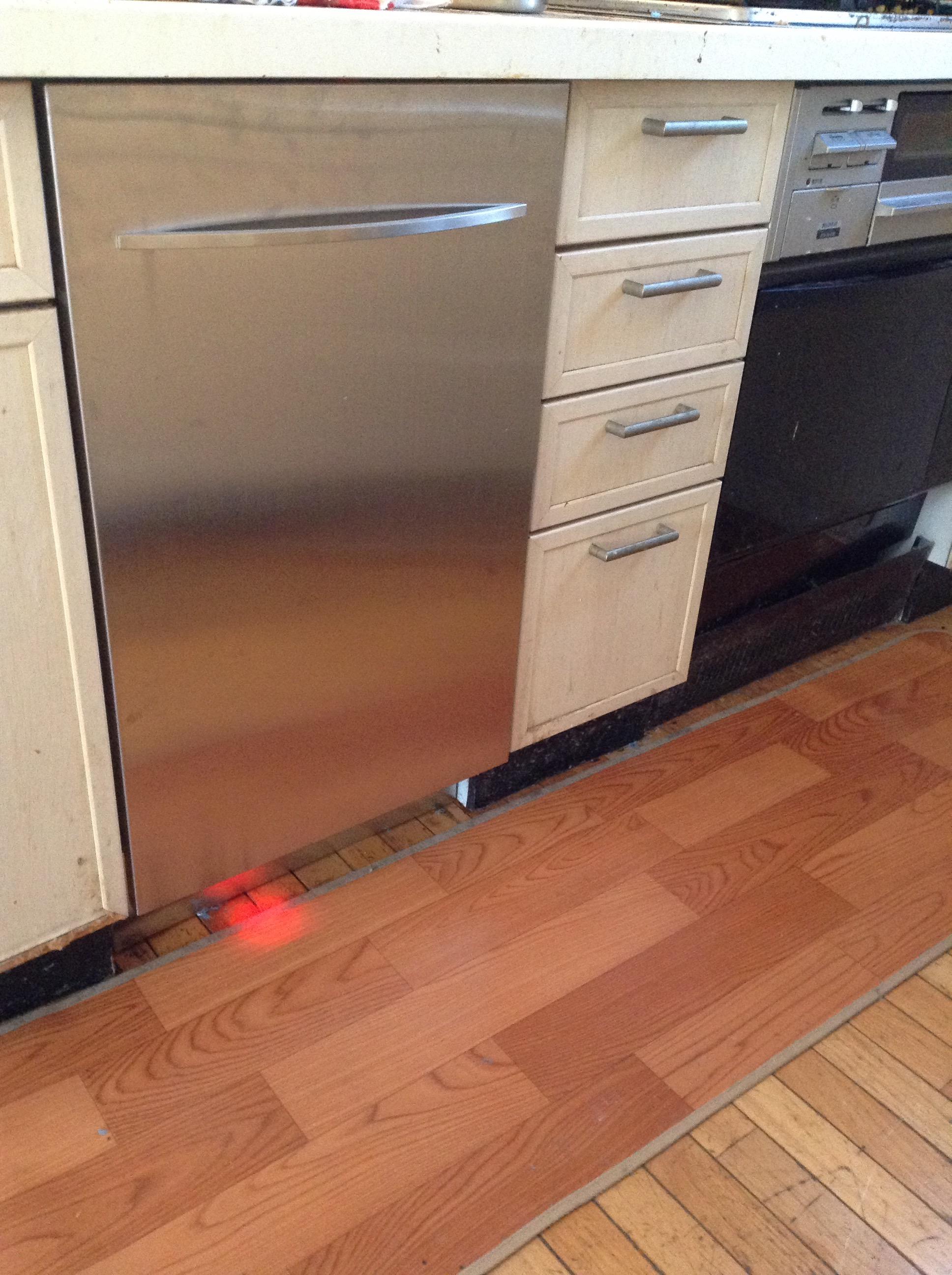 新設食器洗浄機AEG製品