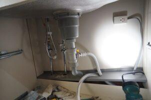 食器洗浄機入れ替えパナソニックからBOSCH食器洗浄機へ